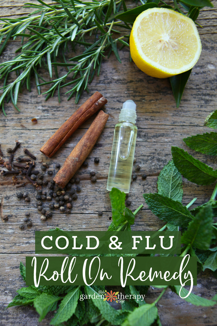 Cold and Flu Roll On Remedy