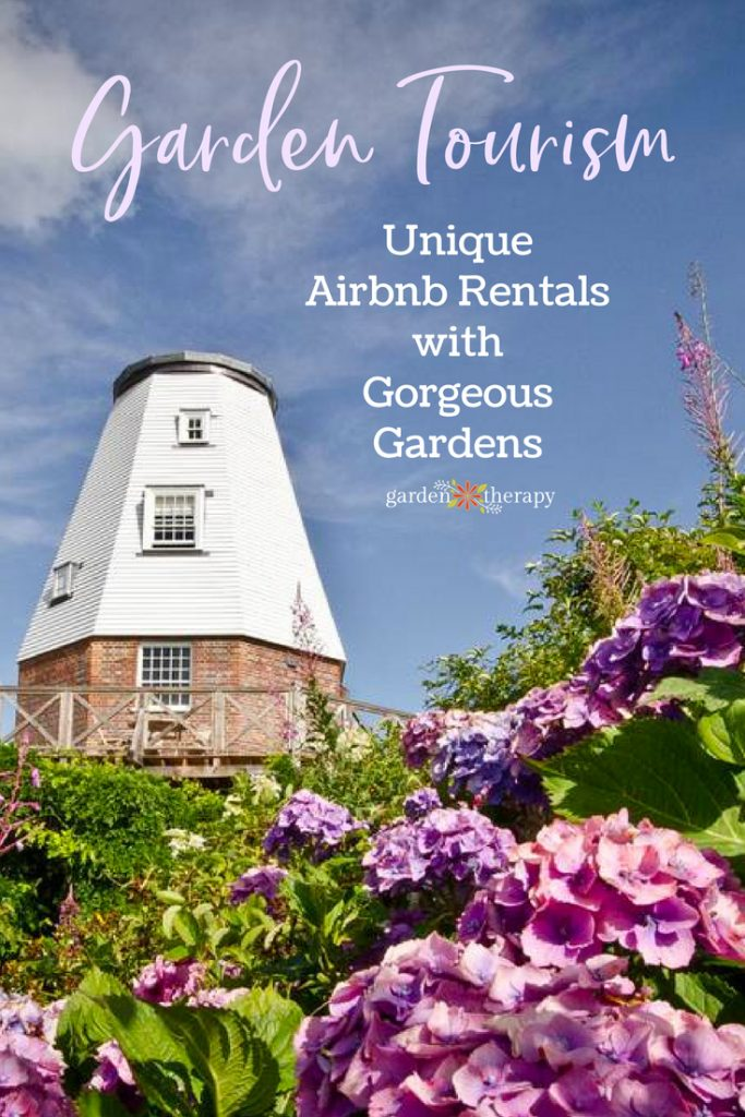 Airbnbs with gorgeous gardens