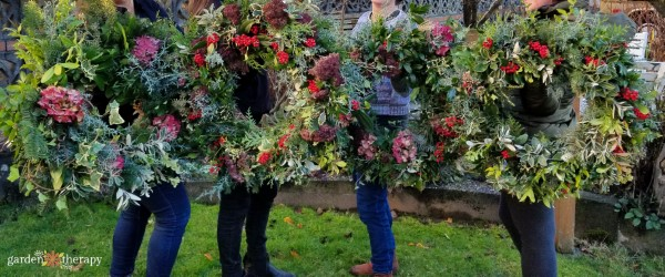 Wreath Making Party