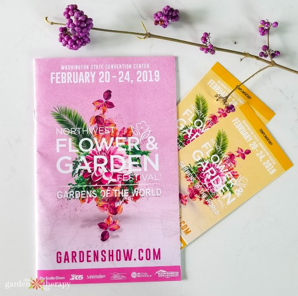 Tickets to NWFGS 2019