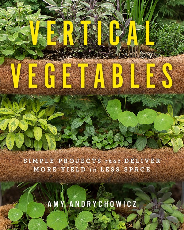 Vertical Vegetables Book
