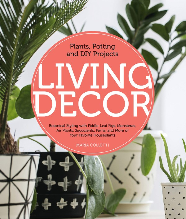 Living Decor Book Cover Image