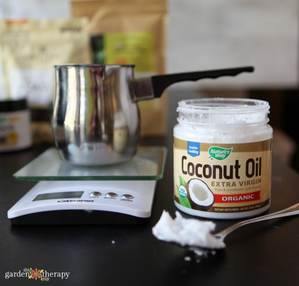 Measuring Natures Way Organic Coconut Oil