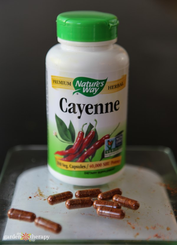 Natures Way Cayenne Pepper Capsules