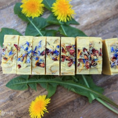 19 Incredible Natural Handmade Soap Recipes