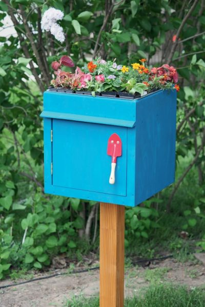 Flower Box Donating Center Photo By Bethany Nelson