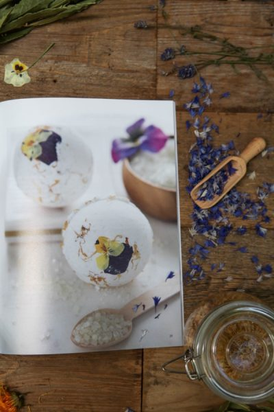 Book Announcement! Make & Give Home Apothecary – Easy Ideas for Making & Packaging Bath Bombs, Salts, Scrubs & More