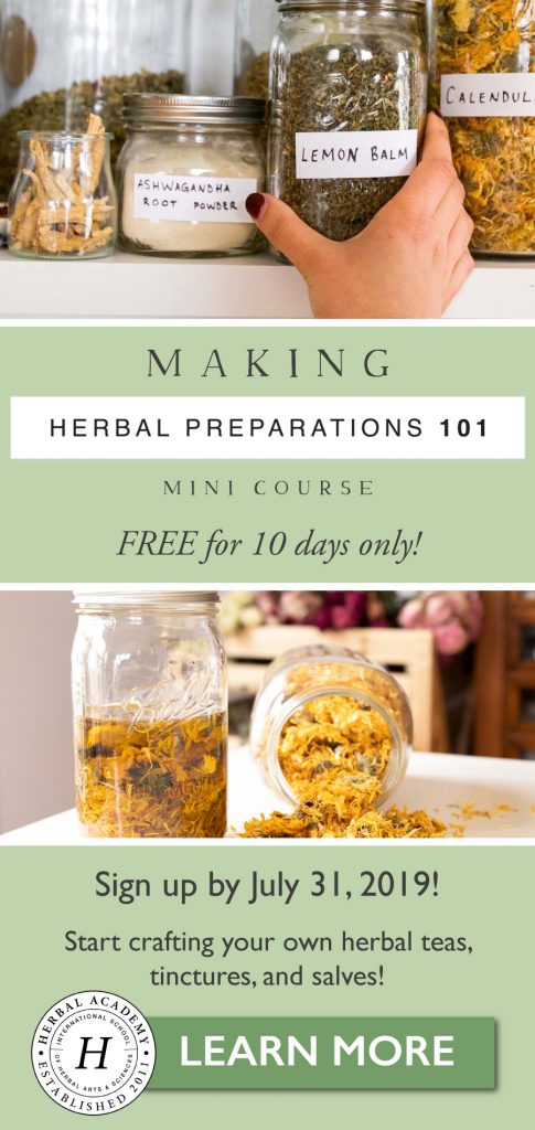 Herbal Academy Free Mini Course