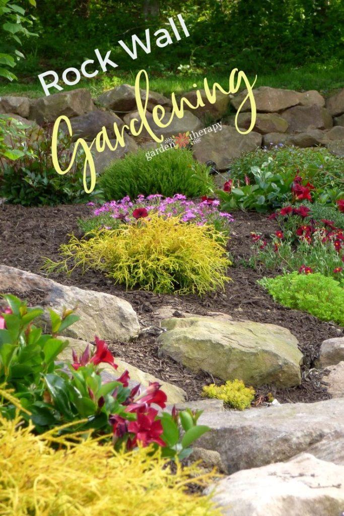 Rock Wall Gardening