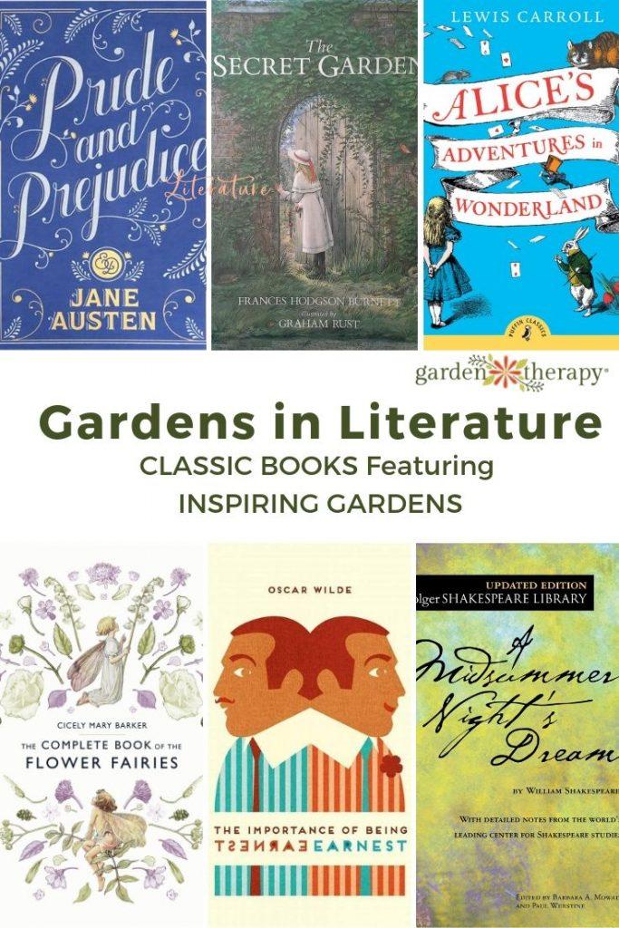 Gardens in Classic Literature