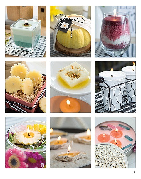 Home Candle Making Projects