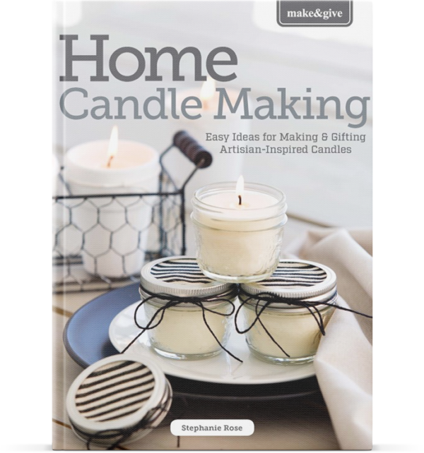 Home Candle Making book