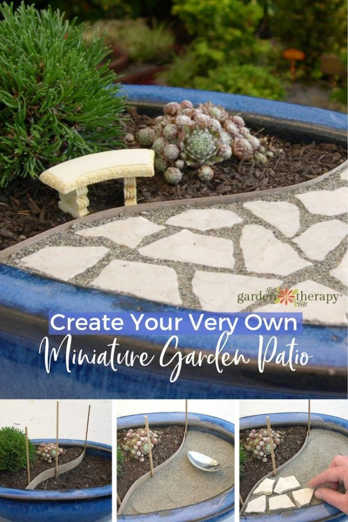 Strange Create Your Very Own Miniature Garden Patio Download Free Architecture Designs Scobabritishbridgeorg