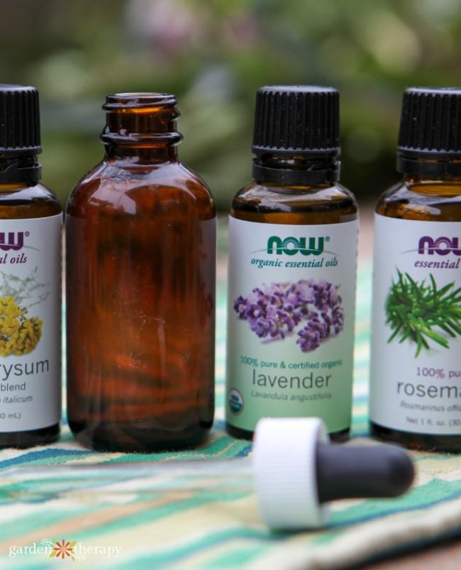 Hair Serum Recipe