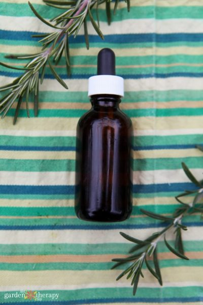 Rosemary Jojoba Hair Serum