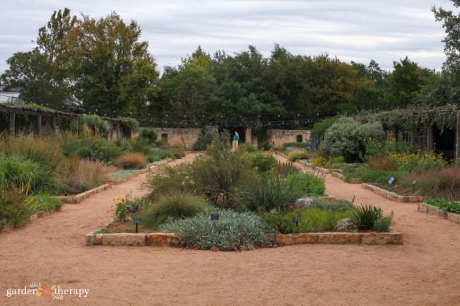 Lady Bird Johnson Theme Gardens