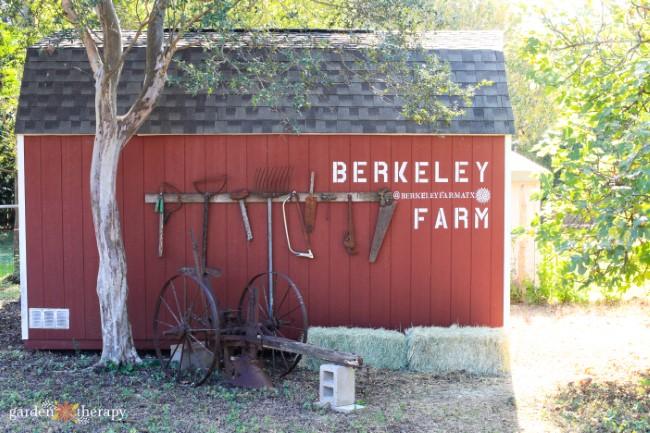 Berkeley Farm Austin Texas