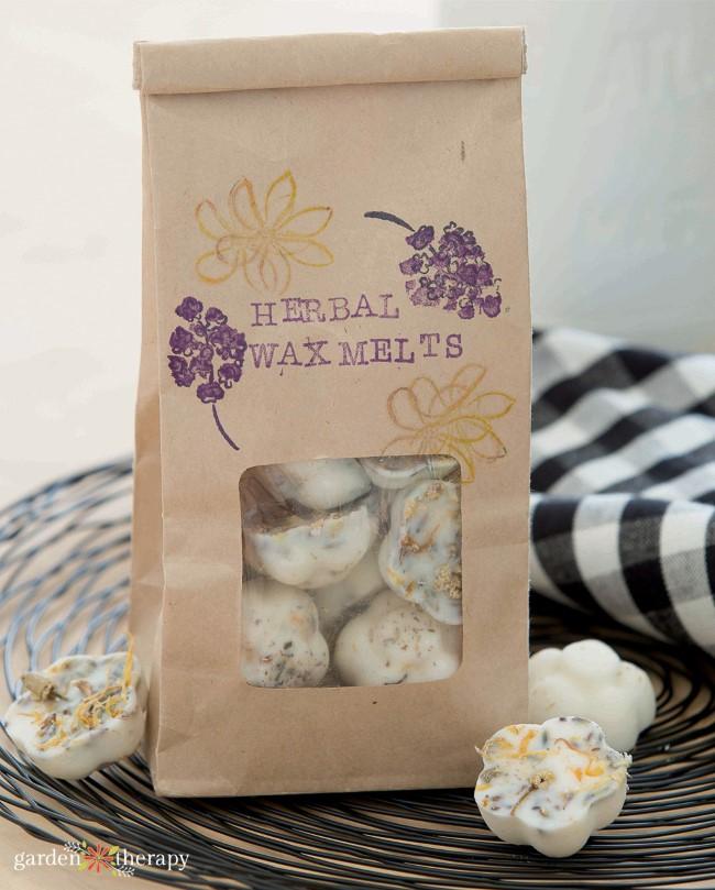 Herbal Wax Melts
