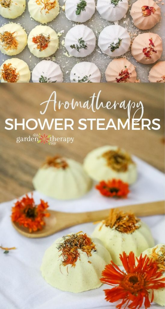 Aromatherapy Shower Steamers Project Tutorial
