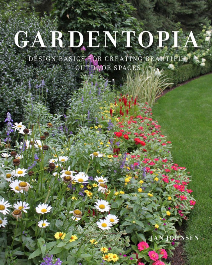 Gardentopia book by Jan Johnsen
