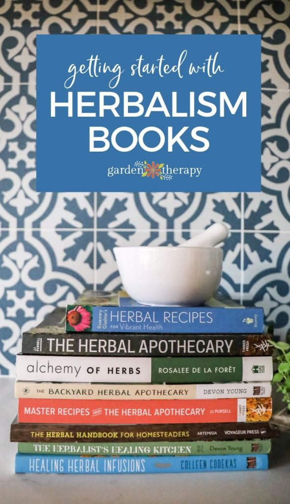 Getting Started with Herbalism Books