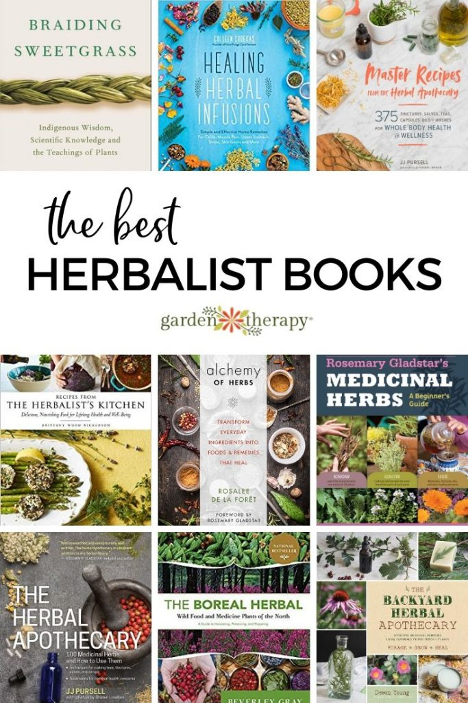 The Best Herbalist Books