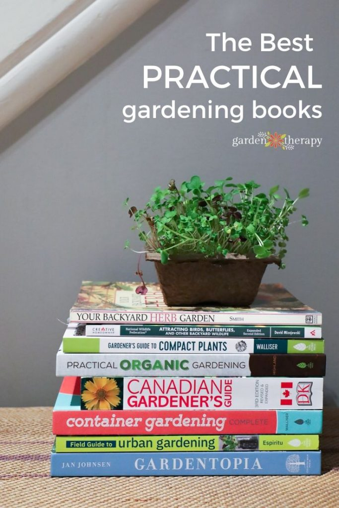 The Best Practical Gardening Books