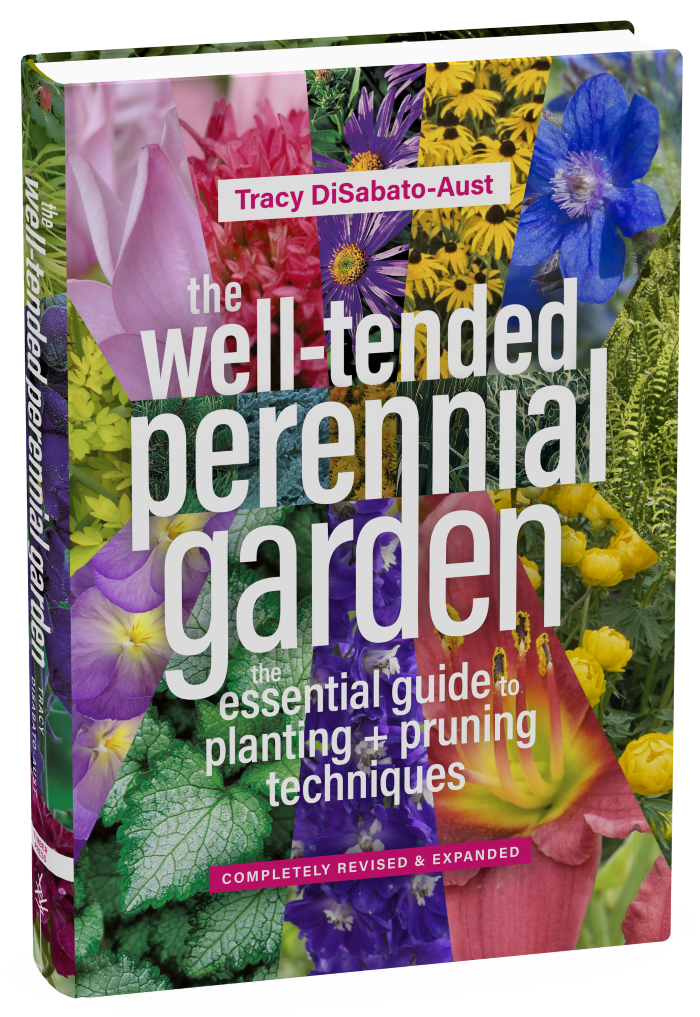 well tended perennial garden book