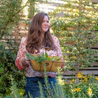 Stephanie-Rose-Vancouver-Herb-Garden