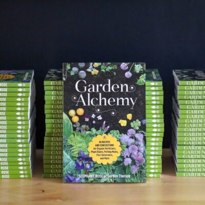 Garden Alchemy Books