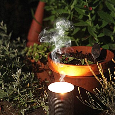 Easy DIY Project: How to Make Citronella Candles