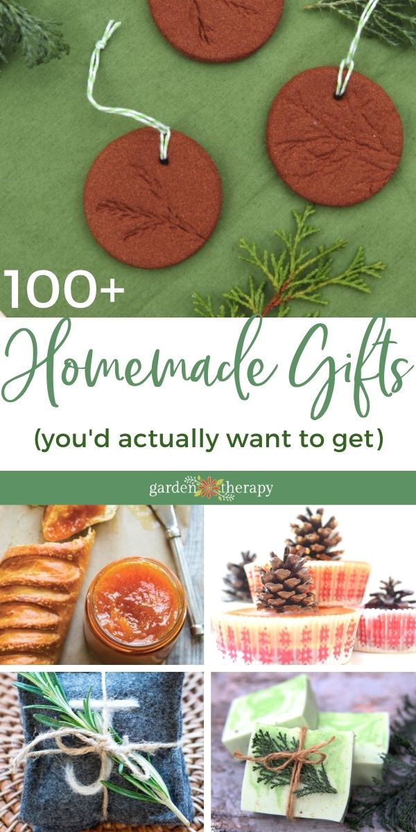100 homemade gifts you want to get