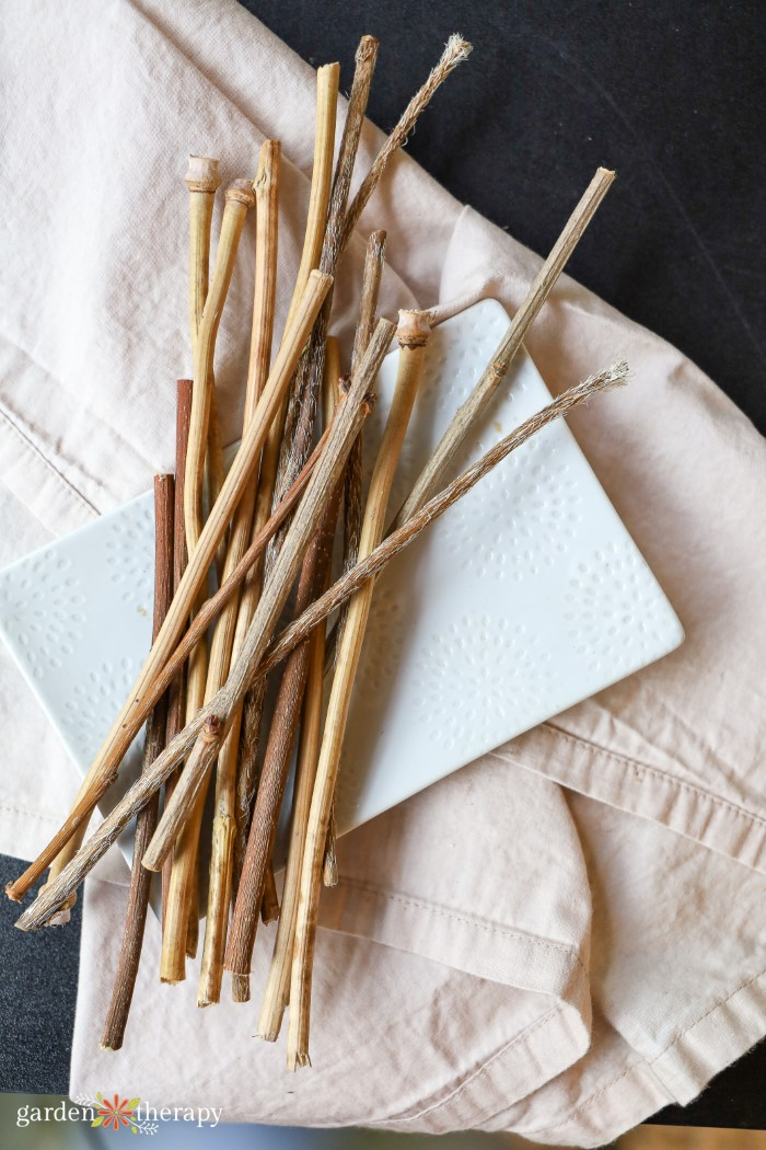 The best reed diffuser sticks to use