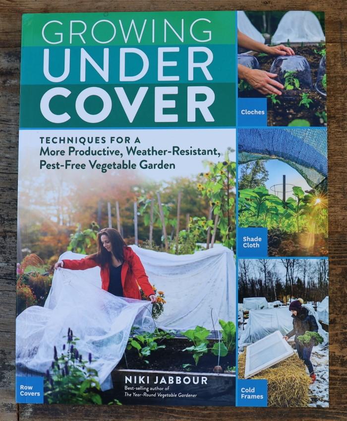 Gardening Under Cover Book Niki Jabbour