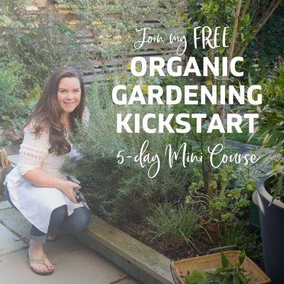 Organic Gardening Mini Course