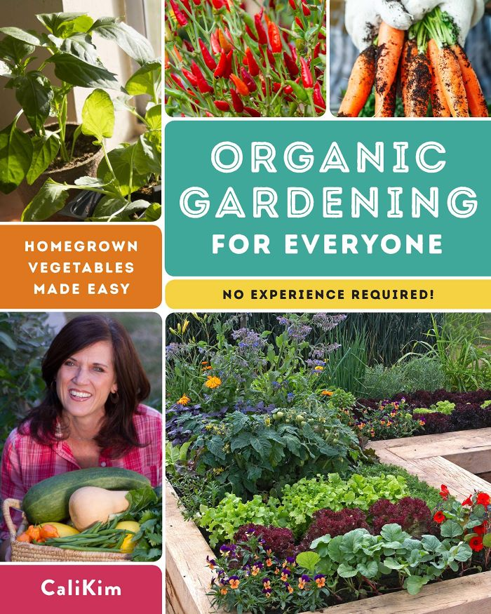 Organic Gardening for Everyone book cover