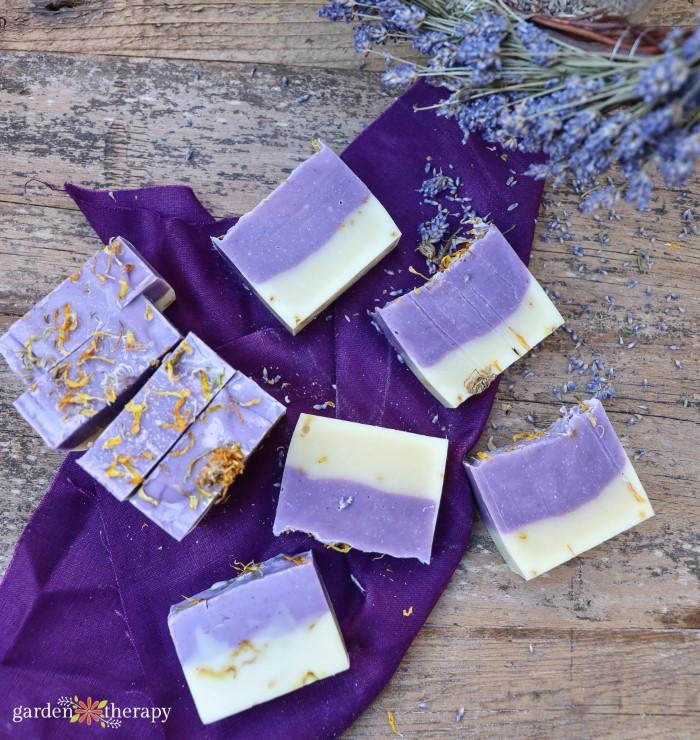 lemongrass deodorizing soap