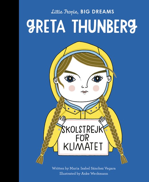 Little People BIG DREAMS Greta Thunberg