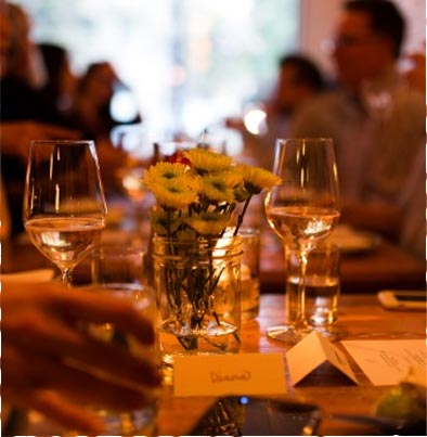 A Foodie Fresh Garden-to-Table Event in Vancouver