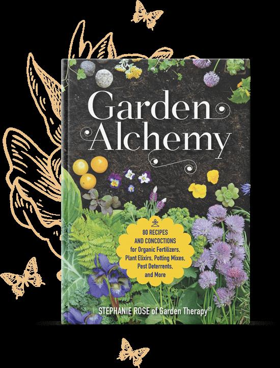 Garden Alchemy book