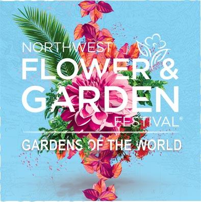 Northwest Flower and Garden Festival graphic
